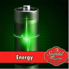 Energy scandal flavors 10ml